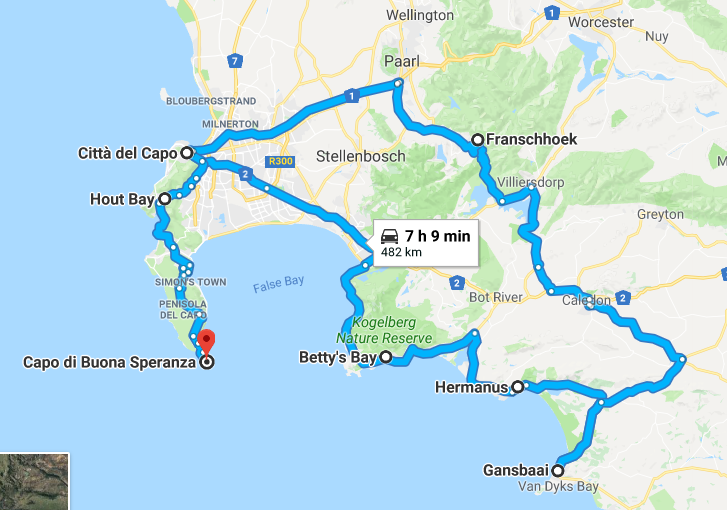 Cartina Muta Del Sudafrica.Sudafrica Come Organizzare Uno Splendido Viaggio
