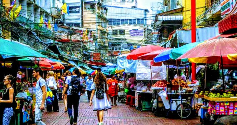 BANGKOK : UNA TAPPA OBBLIGATA